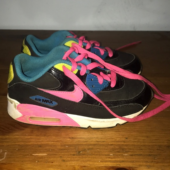 Nike Shoes   Air Max Girls Size 13